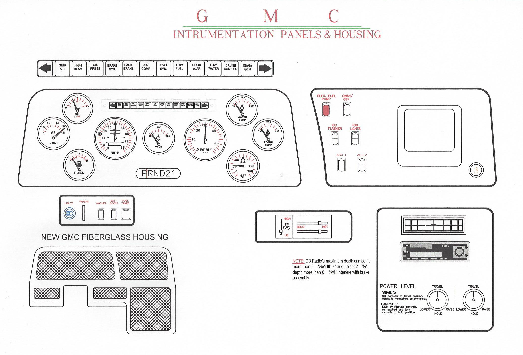 Gmc Instrument Cluster Wiring Diagram Click To Enlarge Ngmc 2016 9 Gauge Layout