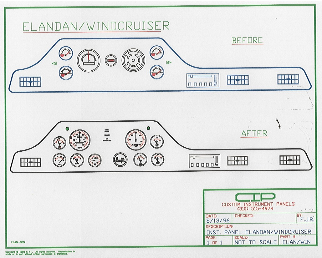 1987 Winnebago Elandan Wiring Diagram 1989