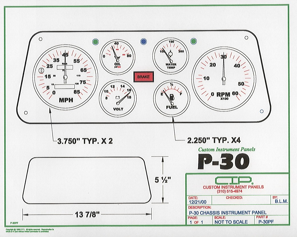 2000 Fleetwood Storm Wiring Diagram P 30